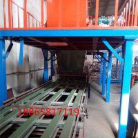 大明fs现浇筑一体板设备fs保温外墙板生产线厂家发货