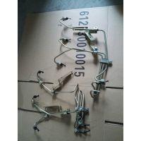 潍柴欧二柴油机高压油管组 潍柴国二发动机高压油管