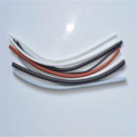 江苏供应 硅橡胶热缩管 200°C绝缘套管 橡胶收缩管
