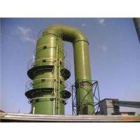 工业废气脱硫处理的设备厂家@工业废气脱硫塔价格@环保安全