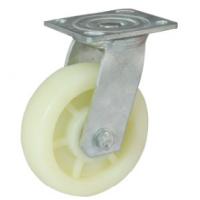 华达铝合万向脚轮 手动平台车PU轮 轮子的品种齐全 厂家直销 欢迎前来选购