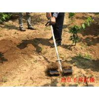 绿化树木翻土机 汽油小型松土机厂家