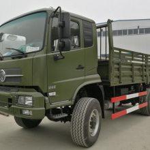东风天龙6X6康明斯六驱沙漠越野货车EQ250AX