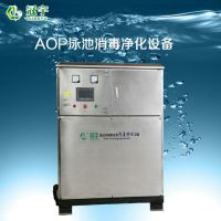 泳池水处理设备厂家 GY-AOP-100
