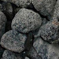 诚鑫厂家供应 黑色的火山岩滤料 多肉植物专用铺面石