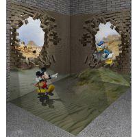 商场创意3D宣传广告创作