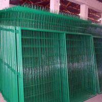 朋英厂家公路护栏网浸塑镀锌丝公路护栏网加工