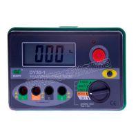 中西 数字兆欧表/电子摇表(1000V)型号:TB130-DY30-1 库号:M313068