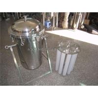 供应钯碳过滤器、催化剂过滤器、雷尼镍过滤器、氯化钯过滤器、翻转钛棒过滤器、钛棒滤芯
