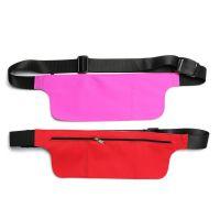 东莞厂家供应5.5寸大容量防水隐形运动腰包定制 防水腰包