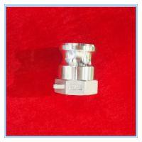 优品直供软管快速接头 不锈钢304材质C型快接 油罐管连接快卡插头