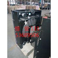 四川发电机组水箱散热器配件道依茨108千瓦柴油机配件批发