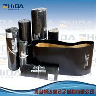 广东深圳HDPE 钢带增强螺旋波纹管 专用热收缩套 管道接口皮子