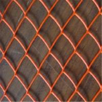 优质勾花网 住宅安全防护网 园林绿化包塑勾花网