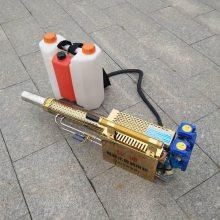 高品质高效双管烟雾机汽油180K水冷弥雾机苗圃杀虫专用远程打药机