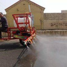 厂家供应农作物整个生长期打药车喷杆式打药车自走式大田作物喷雾车
