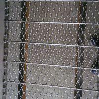 鲜辣椒清洗用不锈钢链板式网带挡板网带厂家直销
