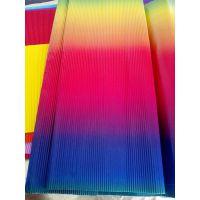 供应 山东 彩色瓦楞纸 HYZ-746 E瓦E坑 美工艺术纸