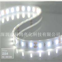 led5730软灯带 120灯 套管防水 12v低压 厂家直销