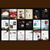深圳厂家设计画册,高档宣传册纪念册,企业季刊期刊设计印刷