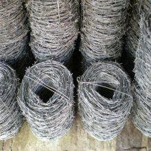 镀锌刺线 刺丝厂家 涂塑刀片刺网