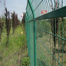 防攀爬围栏网 果园勾花围栏网 看守所隔离网