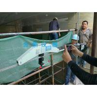 斜拉桥拉索拉力仪测力仪器-钢绞线张紧力测试仪-塔线张力测试仪
