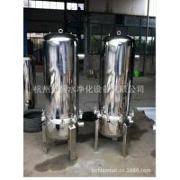 杭州厂家直销精密过滤器,3芯20寸不锈钢过滤器
