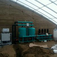 水肥一体化智能灌溉系统 PLC智能控制