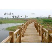 威海防腐木园林景观工程 威海景逸防腐木提供工程设计安装 防潮防腐木木材
