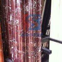 天然大理石线条边框门套门框紫罗红腰线石材电视背景墙装饰线