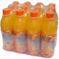 杭州果粒橙橙汁饮料批发商团购整箱12瓶