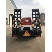 平板车 平板运输车 平板拖车 挖机运输车