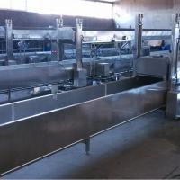 坤德厂家直销RWX-4肉丸蒸煮流水线 鱼丸成型设备 提高质量和效率