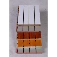 广州 实木隔音板卧室录音棚墙面钢琴房电影院装饰材料木质吸音板