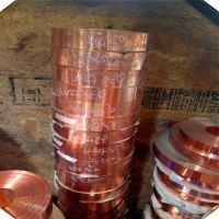 北京紫铜带厂家 昌平0.3*100软态紫铜带现货 国检制品