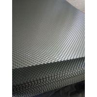 济南恒诚铝业供应 1060铝板 汽车排气管专用隔热凹凸铝板材