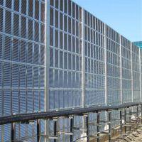 绥化声屏障厂-玻璃纤维隔音板- 小区降噪音系数