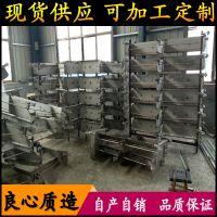 全自动化养猪粪道设备 不锈钢刮粪机厂家 刮粪机一拖二价格