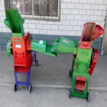 牛羊饲料粉碎机多功能铡草机 青饲料铡草粉碎机猪草机富兴