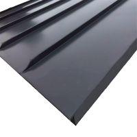 金铄生产供应32系列矮立边金属屋面 铝合金钛锌板 立边咬合 专供湖北 颜色定制