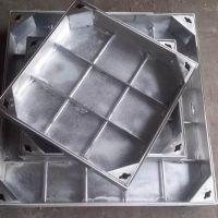 金聚进 优质不锈钢方形井盖 方形隐形井盖