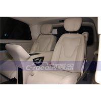 奔驰V260改装豪华多功能商务车 改装航空座椅