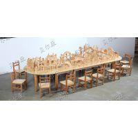 荐 厂家直销幼儿园构建区室内拼搭小型积木 儿童动手益智玩具