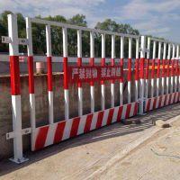 基坑护栏厂家@中天建设基坑防护栏杆@价格及配件