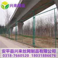 围墙护栏网多少钱一米 广东双边丝护栏网 围栏网格