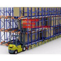 穿梭式货架 可定制 天津正耀货架厂直销产品 质量保证