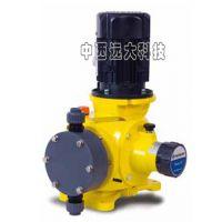 中西隔膜计量泵/机械隔膜计量泵 型号:YL01-GM0050库号:M342422