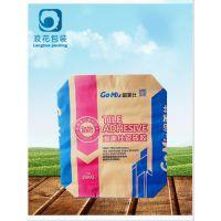 江苏浪花厂家定制高品质美观的瓷砖胶全纸阀口袋