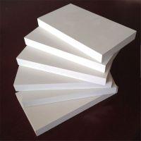 pvc白板PVC塑料板的规格免烧砖托板厂家直销最新工艺